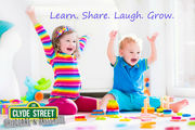 Open Enrolment 2016 for your Child in Clyde Street Child Care Centre
